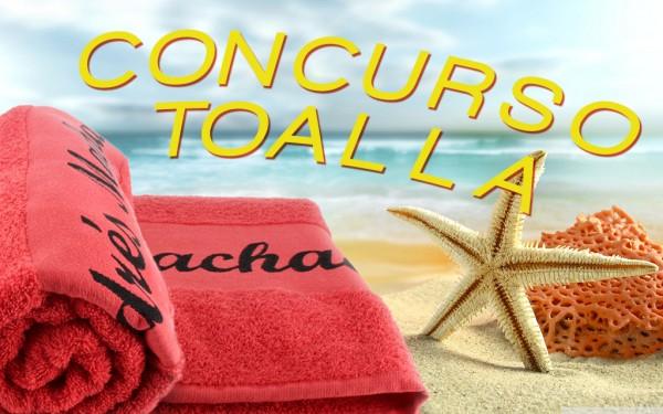 Concurso Toalla de Playa