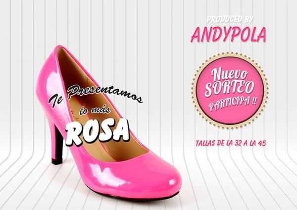 Lo más Rosa en Andypola